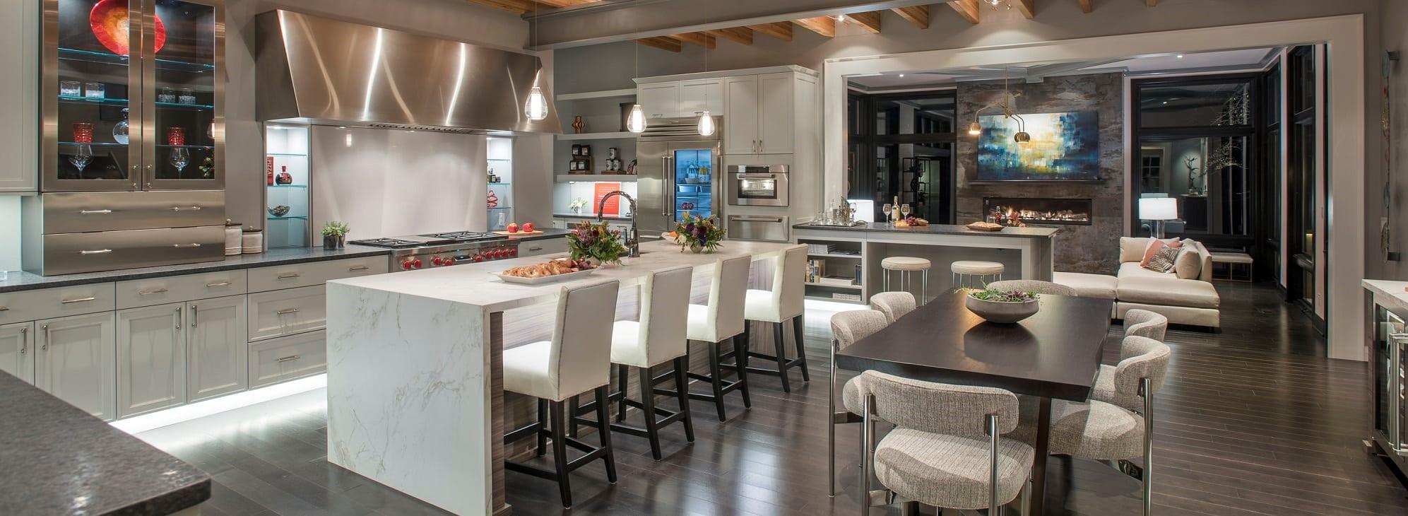 modern kitchen design austin texas