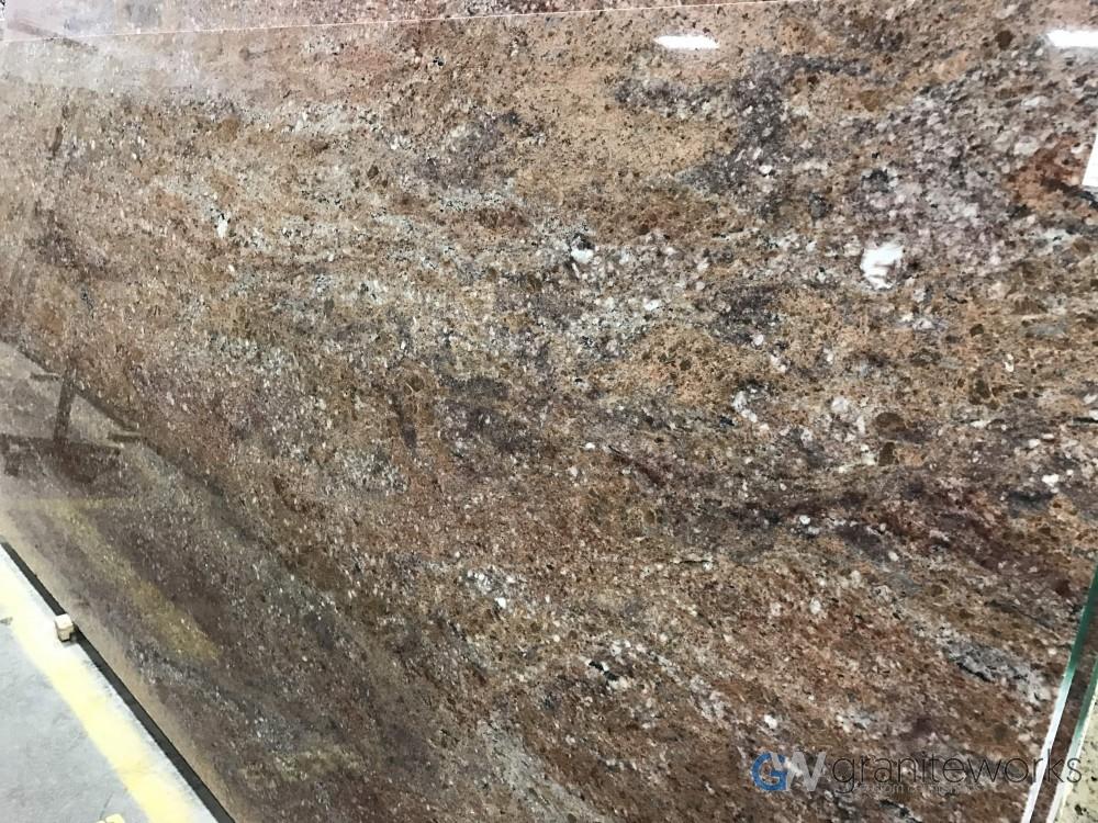 Granite – Rosewood slab-min