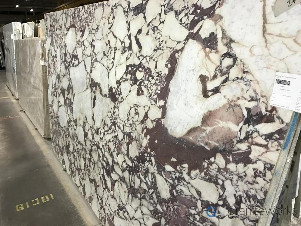 Marble – Calacatta Viola slab-min